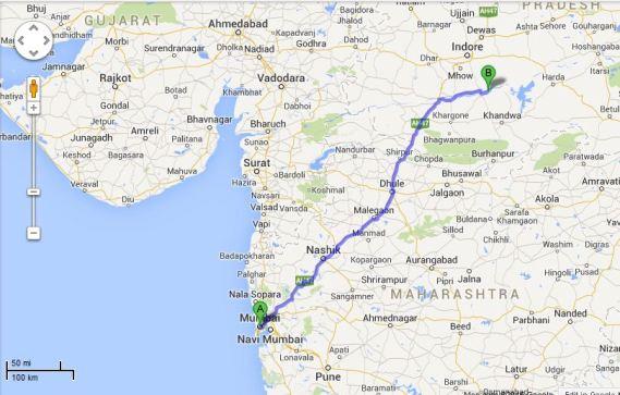 Image Courtesy - Google Maps